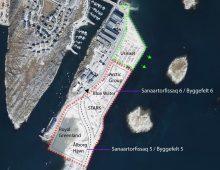 Høringssvar vedr. Udvikling af havnen på Qeqertat i Nuuk – 2 projektansøgninger.